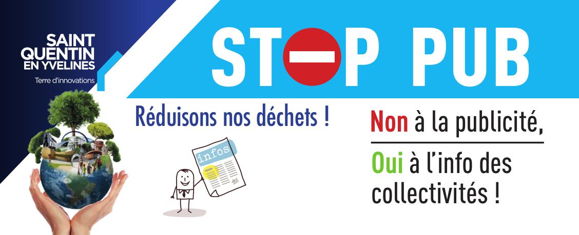 Stop Pub à Saint-Quentin-en-Yvelines